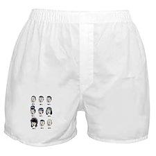 History of Mens Hair Boxer Shorts