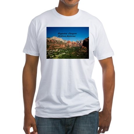 Boynton Canyon Fitted T-Shirt