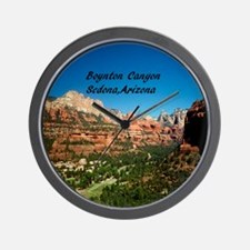 Boynton Canyon Wall Clock