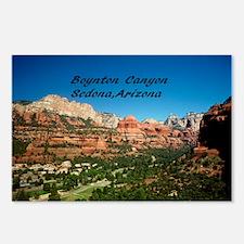 Boynton Canyon Postcards (Package of 8)