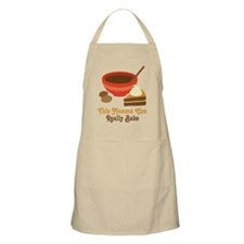 Baking Apron For Mom Mother's Day Gift