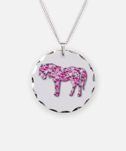 HEARTHORSE - Pink Necklace