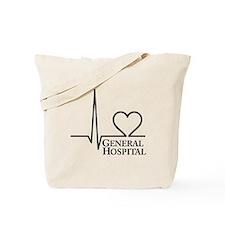 I Love General Hospital Tote Bag