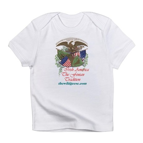 Irish-Amerians: The Fenian Tradition Infant T-Shir