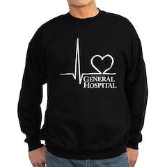 I Love General Hospital Sweatshirt (dark)