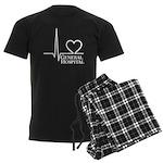 I Love General Hospital Men's Dark Pajamas