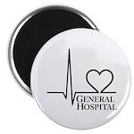 I Love General Hospital Magnet