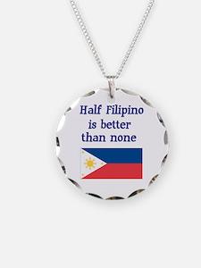 Unique Filipino Necklace
