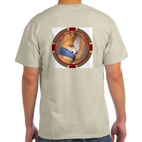 Pocket Aces Poker Select Colors T-Shirt