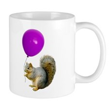 Squirrel Balloon Mug