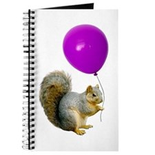Squirrel Balloon Journal