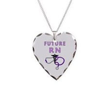 Nurse Future RN Necklace