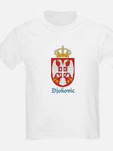 djokovic-crest T-Shirt