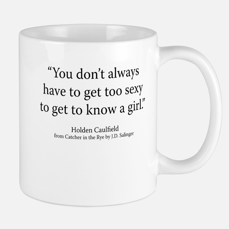 Catcher in the Rye Ch.11 Small Small Mug
