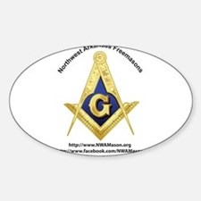 Masonic Stuff! Decal