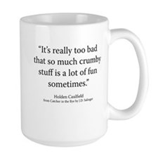 Catcher in the Rye Ch.9 Mug