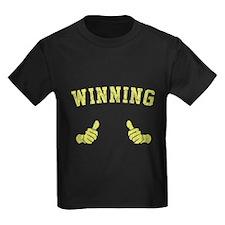 Winning T