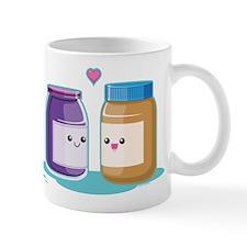Peanut Butter and Jelly Mug