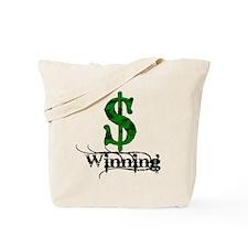 Winning 2 Tote Bag