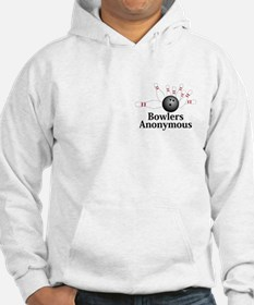 Bowlers Anonymous Logo 2 Hoodie Design