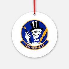 95th Fighter Squadron Ornament (Round)