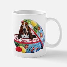 Bassett Hound Easter Small Small Mug