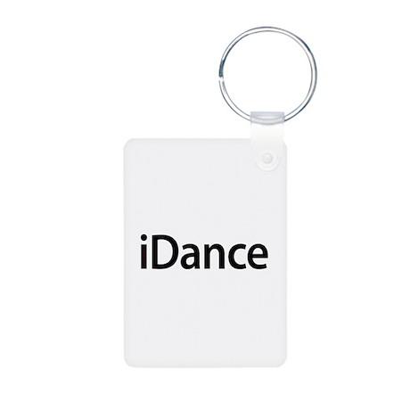 iDance Aluminum Photo Keychain