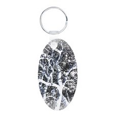 Ghost Tree Keychains