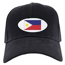 Philippine Flag Baseball Hat