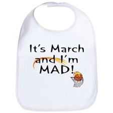 Mad about March   Bib