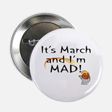 """Mad about March 2.25"""" Button (10 pack)"""