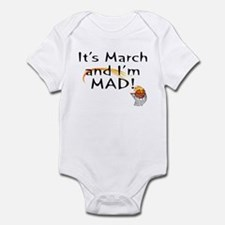 Mad about March   Infant Creeper