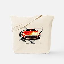 Maserati Style Tote Bag