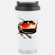 Maserati Style Stainless Steel Travel Mug