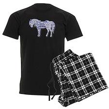 I LOVE HORSES Pajamas