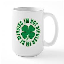 Im not bipolar Im bi winning Mug