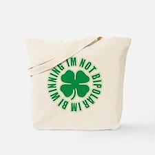Im not bipolar Im bi winning Tote Bag