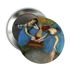 """Edgar Degas 2.25"""" Button"""