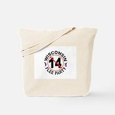 RUN AND HIDE Tote Bag