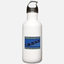 NAVY Water Bottle