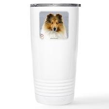 Shetland Sheepdog 9P033D-220 Travel Mug