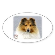 Shetland Sheepdog 9P033D-220 Decal