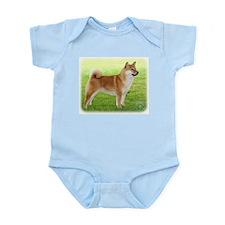 Shiba Inu 9R060D-078 Infant Bodysuit