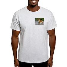 Shiba Inu 9T075D-026 T-Shirt