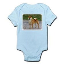 Shiba Inu 9T075D-026 Infant Bodysuit