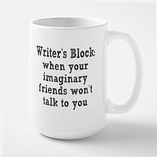 Writer's Block Mug