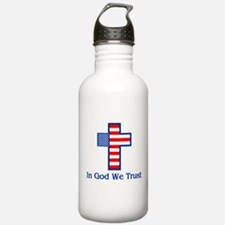 Cool Trust jesus Water Bottle
