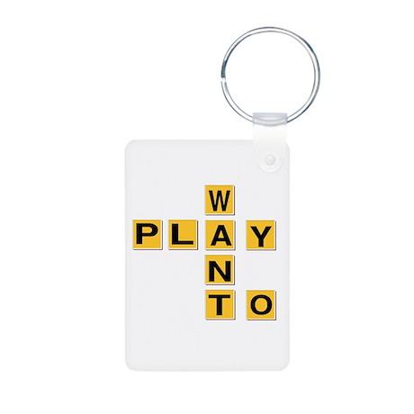 Want to play Aluminum Photo Keychain