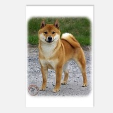 Shiba Inu 9T075D-028 Postcards (Package of 8)