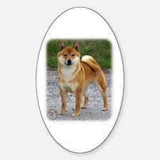 Shiba Inu 9T075D-028 Decal